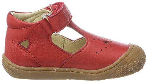 Naturino Baby Mädchen 4693 Sandalen Rot (Rosso)