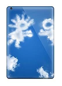 Lennie P. Dallas's Shop Tpu Phone Case With Fashionable Look For Ipad Mini - Loving Clouds