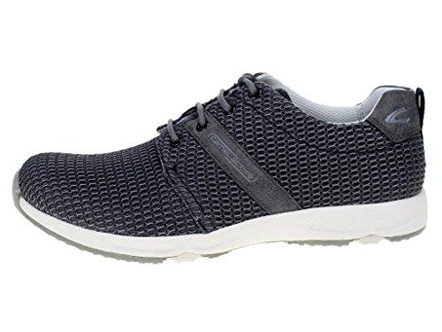 Scarpa Da Uomo Cammello Active Gateway 25 Sneaker Da Uomo Ultralight Grigio 217.25.01 Dk.grey / Anthracite