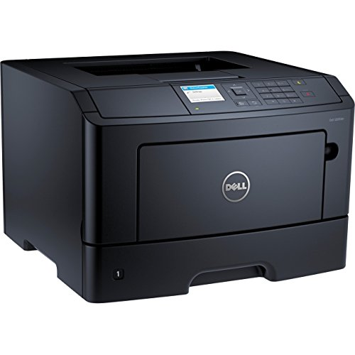 Dell S2830DN Laser Printer - Monochrome - 1200 x 1200 dpi Print - Plain Paper Print - Desktop