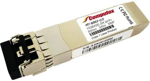Compatible 407-BBEF SFP 10GBase-SR 300m for Dell PowerEdge R540
