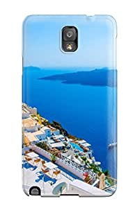 marlon pulido's Shop 6650152K89299463 Top Quality Case Cover For Galaxy Note 3 Case With Nice Santorini Appearance