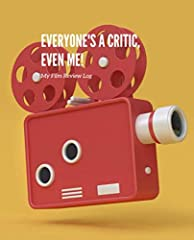 Keep track of your thoughts on up to 150 films!              This log puts you in the seat of a movie critic by letting you jot down your opinions on a film's director, cast, story, and so much more! Finish off your review by...