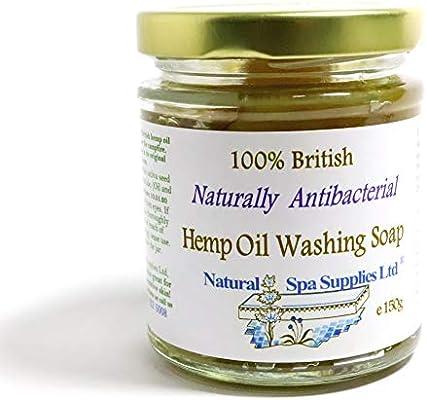 150g Húmedo Jabón Para Afeitado Británico Aceite Tradicional Jabón ...