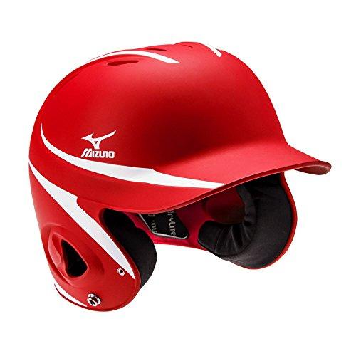Mizuno Mvp Batting Helmet - 4