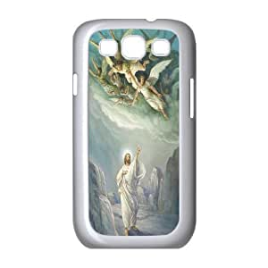 James-Bagg Phone case Angel,christ art pattern For Samsung Galaxy S3 FHYY419993