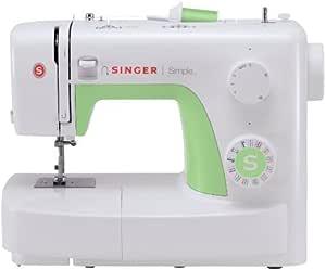 Singer 3229 Máquina de Coser, Verde, Blanco: Amazon.es: Hogar