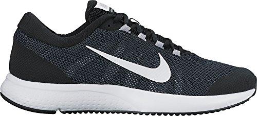 Scarpa Da Running Nike Uomo Runallday (nero / Bianco, 12)