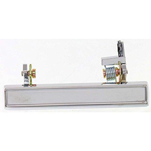 Cutlass Olds 2 Door - Diften 120-A5019-X01 - New Set of 2 Door Handles Front or Rear Driver & Passenger Side Chrome Olds Pair