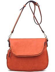Moda Luxe Dandelion Messenger Bag