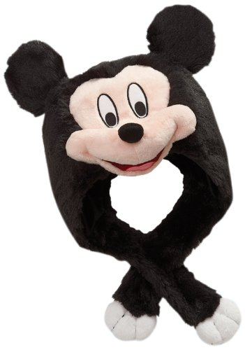 Pillow Pets Authentic Disney Mickey Mouse, Plush Hat -
