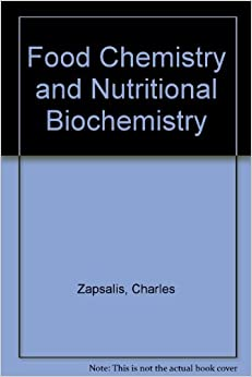 Book Food Chemistry and Nutritional Biochemistry