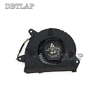 DBTLAP Ventilador de la CPU del Ordenador portátil para ASUS UX32 UX32A UX32VD UX32LA UX32LN KDB05105HB CF55 CB48 L Ventilador más Fresco: Amazon.es: ...