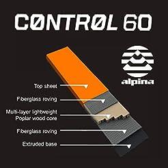 Alpina Sports Control 60 with NNN Auto T...
