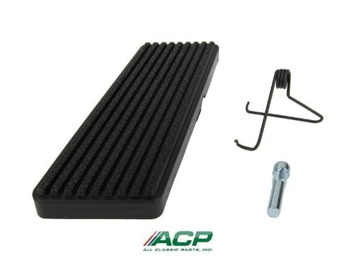 1969-1970 Ford Mustang Accelerator Pedal w/ Spring and Bolt NEW (Car Pedal Reproduction New)