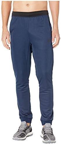 メンズ ボトムス・パンツ Athlete ID 3-Stripes Training Pants Collegiate Navy サイズMDx30 [並行輸入品]