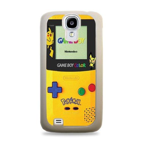 - 556 Pikachu Gameboy Samsung Galaxy S4 Silicone Case - White
