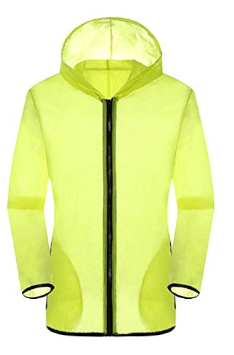 Zip College Closure CuteRose Daily Summer Casual Skinsuits Jacket Men Yellow qf77xw1tAR