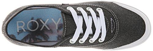 Fashion Sneaker Women's Black Cruz Roxy Santa wqtRfnI