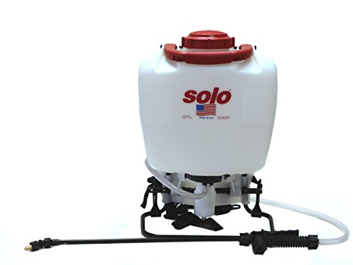 Solo 425 DLX Deluxe Backpack Sprayer by Unknown