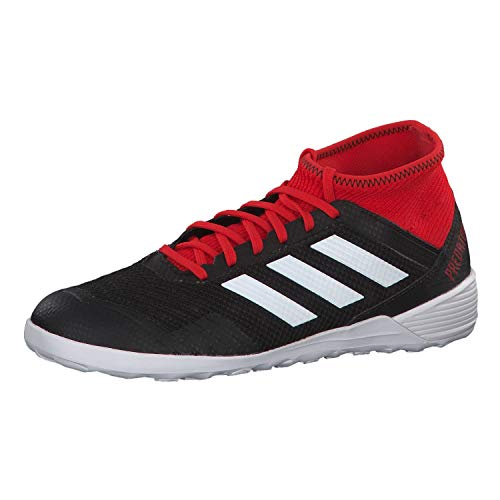001 Tango 3 18 Uomo Da negbás rojo Predator Indoor Adidas Calcetto ftwbla Scarpe In Nero pwqWUzEn56