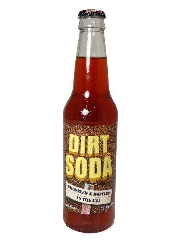 Dirt Soda - 12oz Bottle -