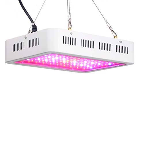 Stansen LED Grow Light,300W Indoor Plant Grow Lights Full Spectrum with UV&IR for Veg and Flower (300W) by Stansen