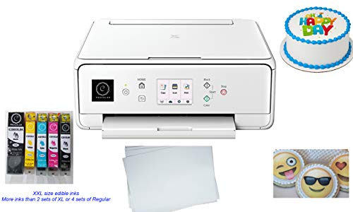Amazon.com: ProColor Edible Printer Bundle with Wireless All ...