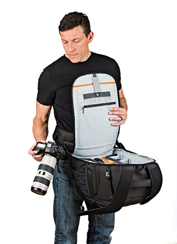 Lowepro AW II Camera Backpack for Professional DSLR Cameras Lenses.