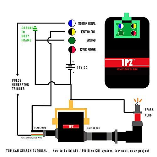 4 Pin Ignition Wiring Wiring Diagram Perfect Perfect Saleebalocchi It