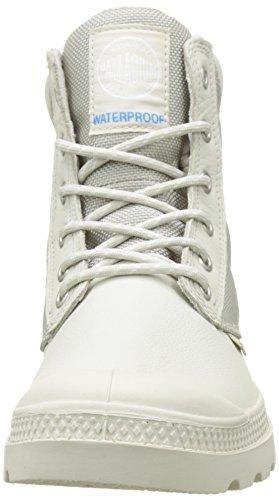 Palladium SPOR Cuf Wpn U, Sneaker a Collo Alto Unisex-Adulto Argento (Silver Birch)