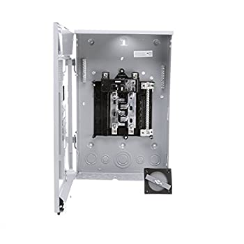 Image of PW0816B1200TC 200-Amp 8-Space 16-Circuit Main Breaker Outdoor Trailer Panel Load Center
