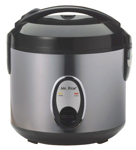 Sunpentown SC-1201S 6-Cup Stainless-Steel Rice Cooker MPN: SC-1201S