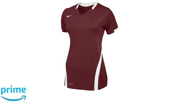 01ee0d2038c14 Nike Women's Ace Short Sleeve Volleyball Jersey: Amazon.ca: generic