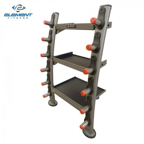 Element Fitness Fitness Accessory Rack