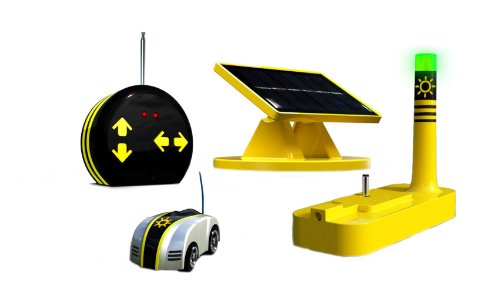 Eco-Racers Solar Powered Remote Control Micro Cars
