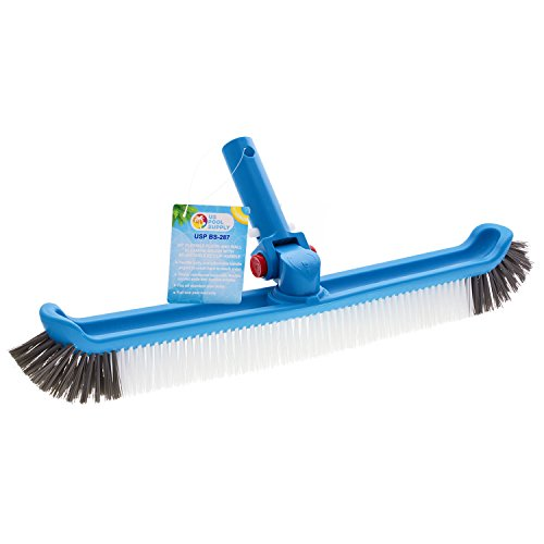 Best pool brush curved