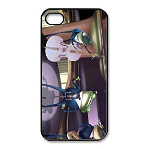 iphone4 4s Phone Case Black Meet the Robinsons Frankie the Frog CYL8672306