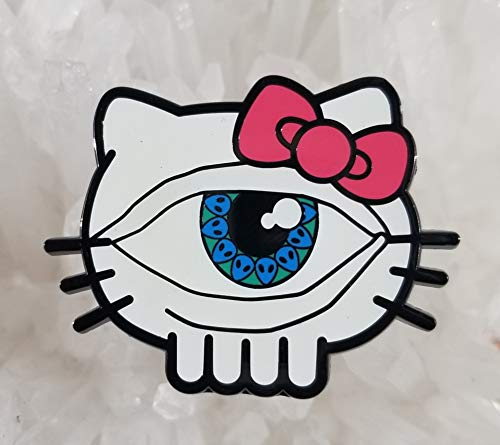 Hello Kitty Zombie Cyclops Cat Kitten 1.5