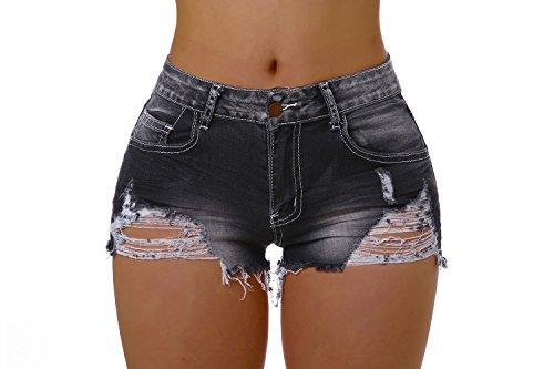 Jeans Juniors Stretch Denim Shorts - 9