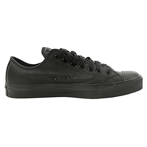 Converse Chuck Taylor All Star In Pelle Bue Nero Nabck