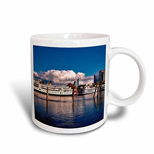 3dRose Cities Of The World - City Of Sacramento, California - 11oz Mug - Outlets Sacramento