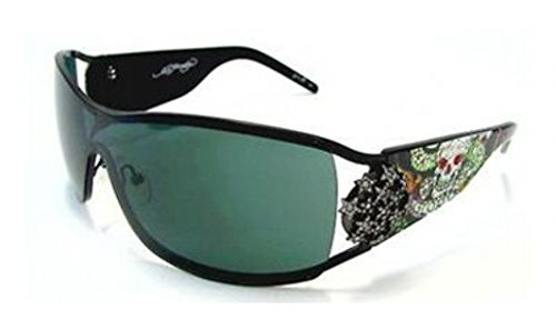 Ed Hardy EHS-024 Beyonce 2 Sunglasses - - Beyonce With Sunglasses