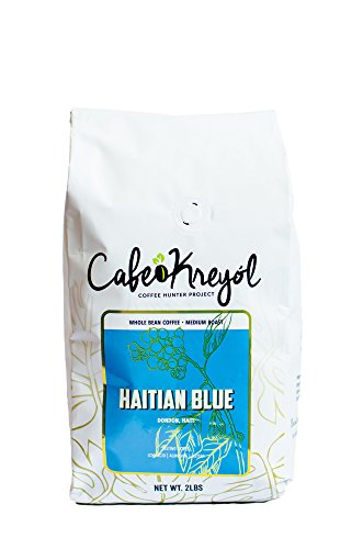 Best Organic Haitian Coffee 'Haitian Blue' A Direct Trade Smooth Medium Roasted Coffee