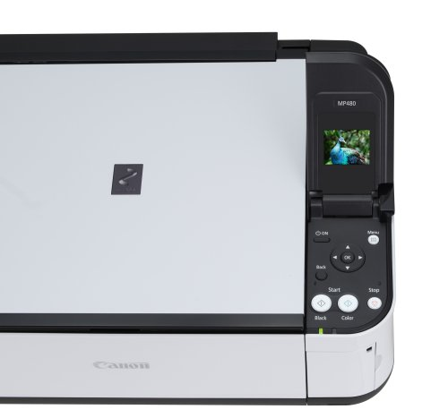 Canon MP480 All-in-One Photo Printer by Canon (Image #3)