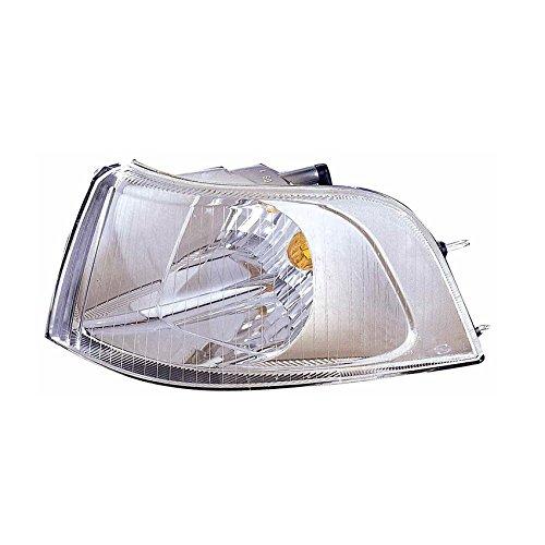 2002 Volvo Sedan (NEW LEFT TURN SIGNAL LIGHT FITS VOLVO S40 SEDAN 2001-2004 30621833-0 306218330 VO2520109)