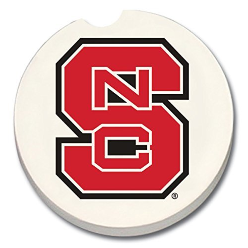 NC State Wolfpack Absorbent Stone Car Co - State Absorbent Car Coasters Shopping Results