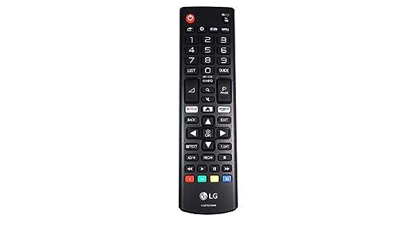 Mando Original de TV Recambio para LG 32LK6200PLA: Amazon.es: Electrónica