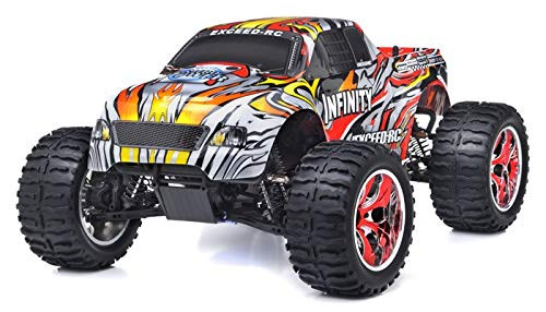 Exceed RC 1/10 2.4Ghz Infinitve Nitro Gas Powered RTR Off