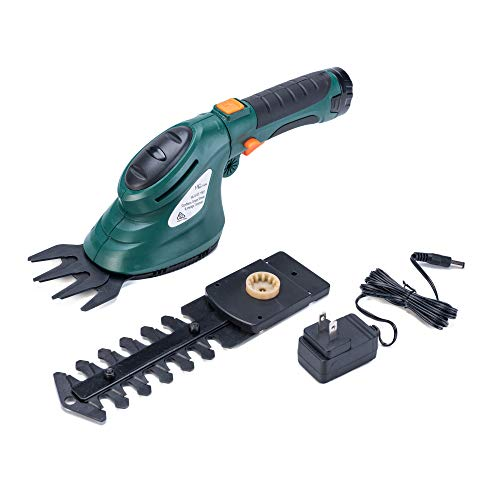 MLG Tools ET1501 3.6-Volt Lithium Cordless Compact Grass Shear/Shrub Trimmer Combo ()